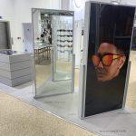 Shop fitting - Sunglasses Concession installation, Balenciaga, DSM, London